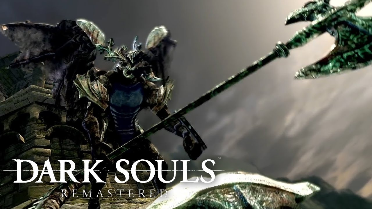 Dark Souls: Remastered – Gameplay Trailer
