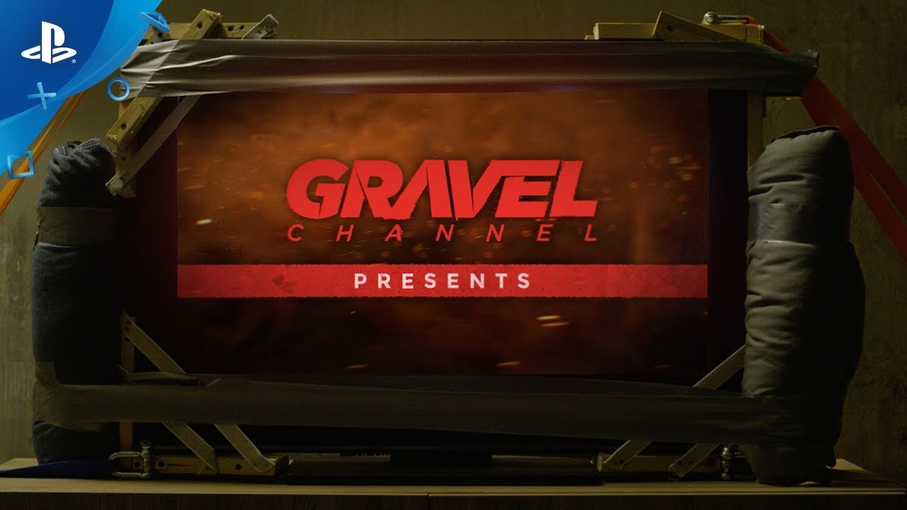 Gravel –Multiplayer (Capture the Flag, King Run) Trailer | PS4