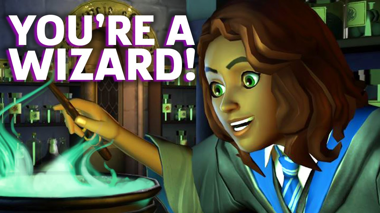 Harry Potter: Hogwarts Mystery Gameplay