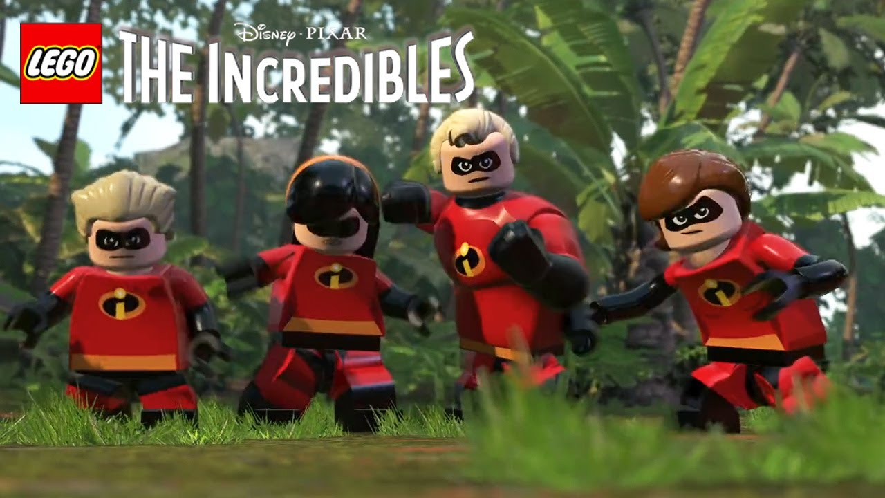 LEGO The Incredibles – Vacation Gameplay Trailer
