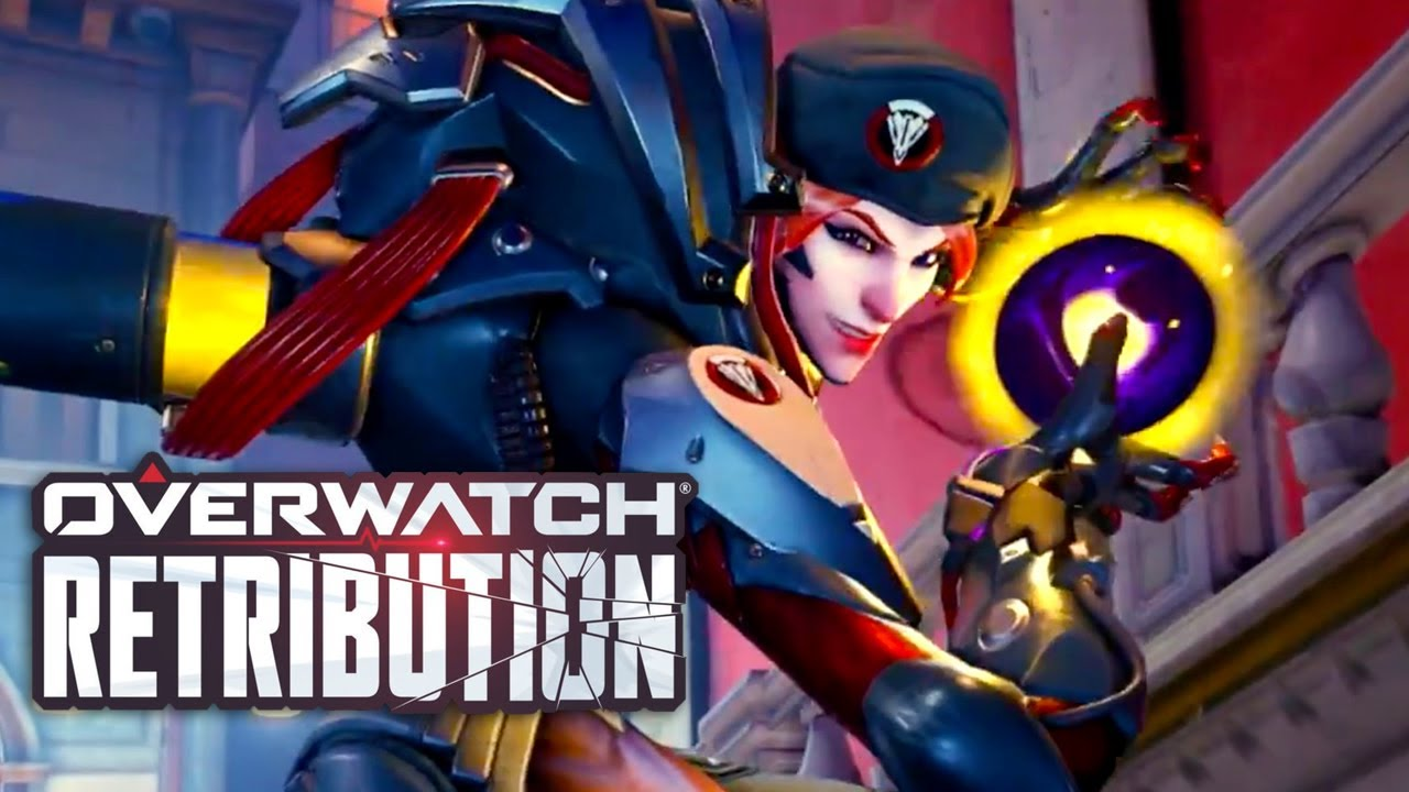 Overwatch – Official Retribution Event Trailer