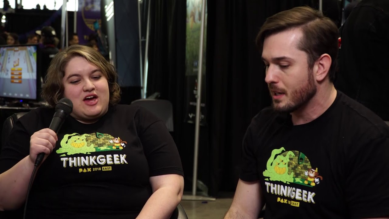 PAX East 2018: ThinkGeek Interview