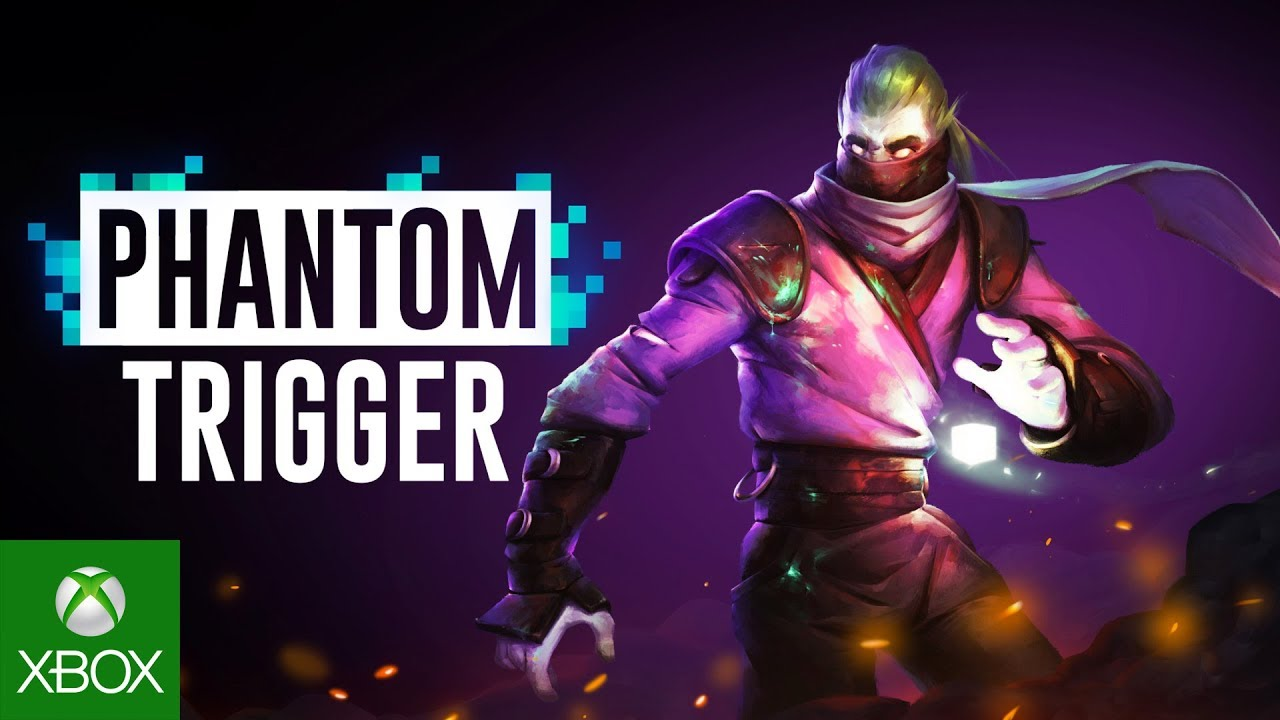 Phantom Trigger Launch Trailer