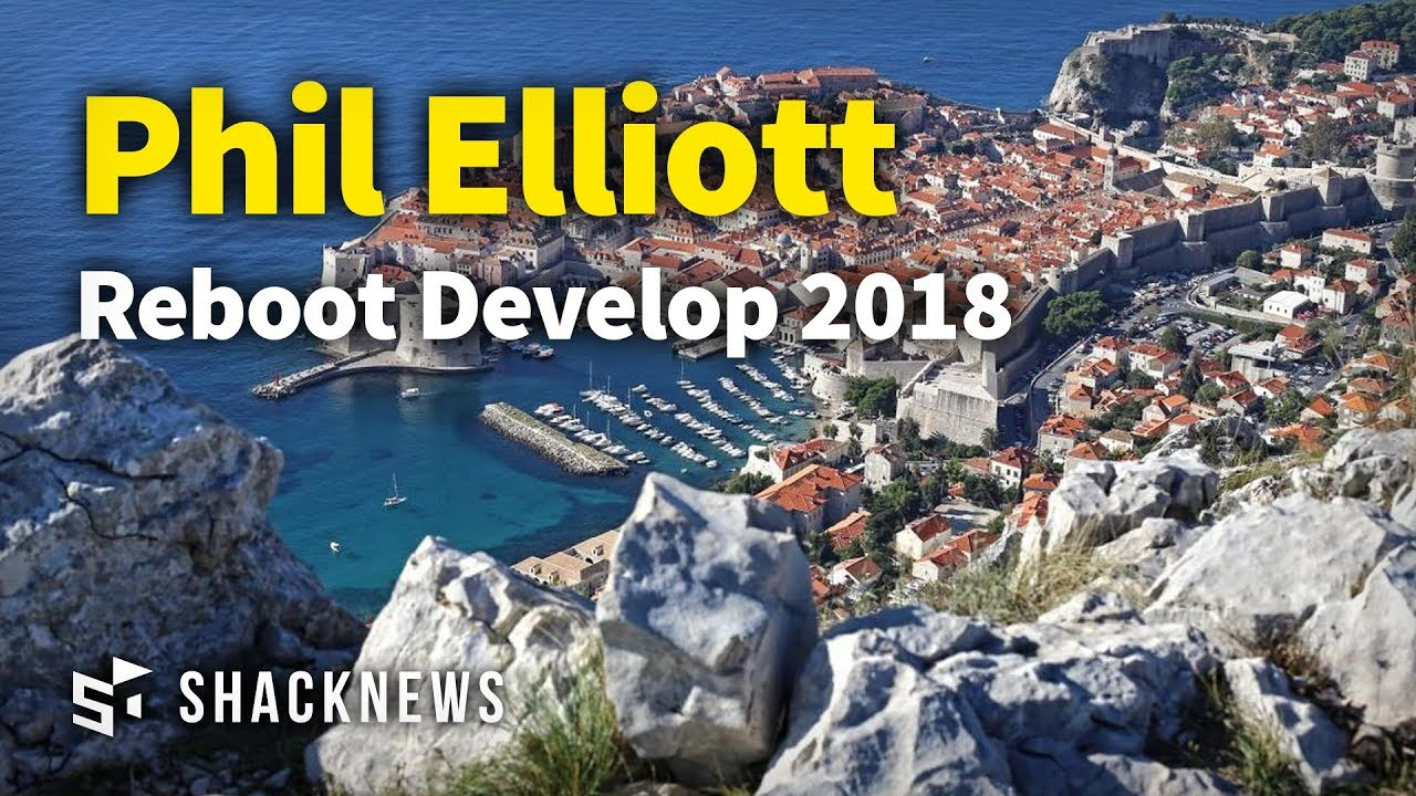 Phil Elliott Talks Indie Publishing & Reboot Develop 2018