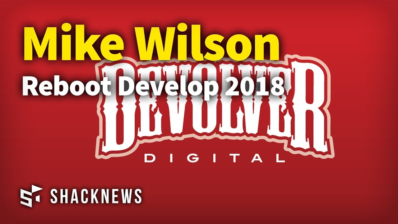 Devolver Digital co-founder Mike Wilson Talks Reboot Develop 2018 & Indies