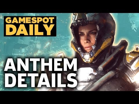 Anthem Will Be Playable Early; GTA 5 Getting Possible Red Dead Redemption Content – GameSpot Daily