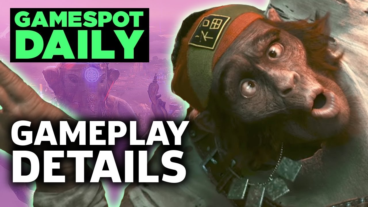Beyond Good & Evil 2 Gameplay Details; Xbox E3 Teases – GameSpot Daily