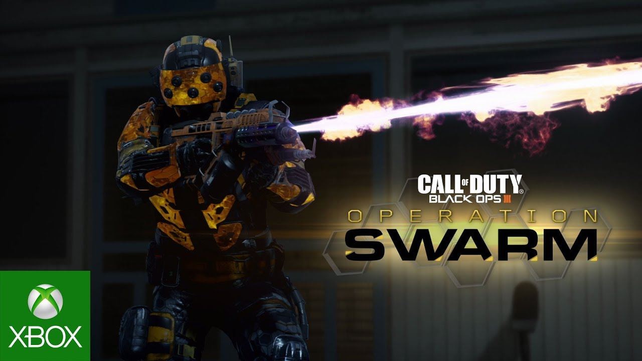 Call of Duty®: Black Ops III – Operation Swarm Trailer