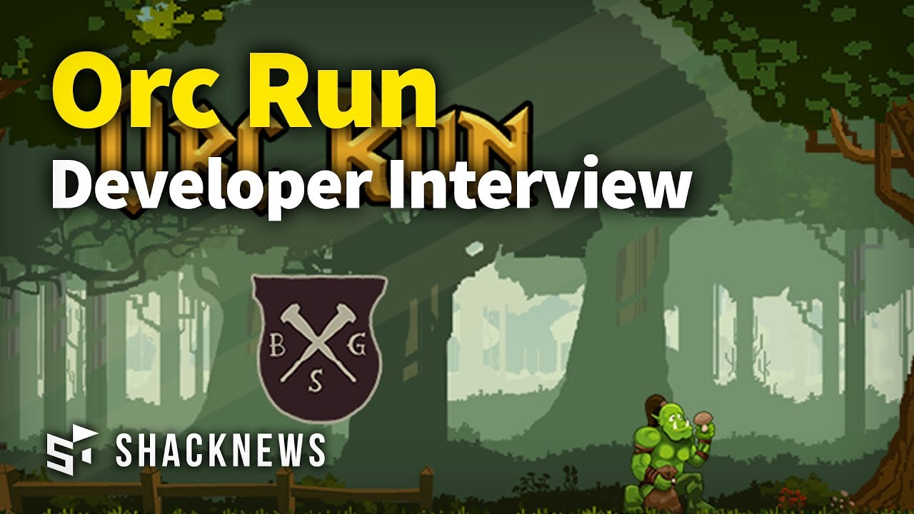 Endless Runner Orc Run – Developer Interview