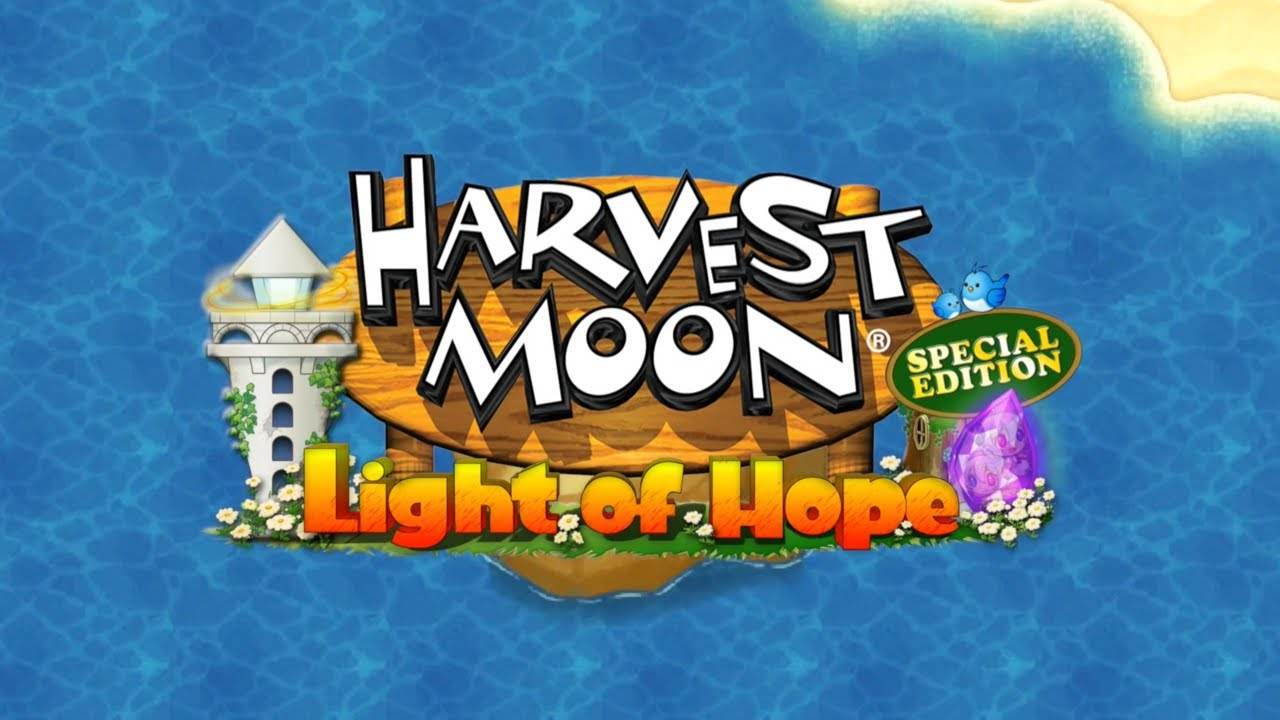 Harvest Moon: Light of Hope – Special Edition PS4 Trailer