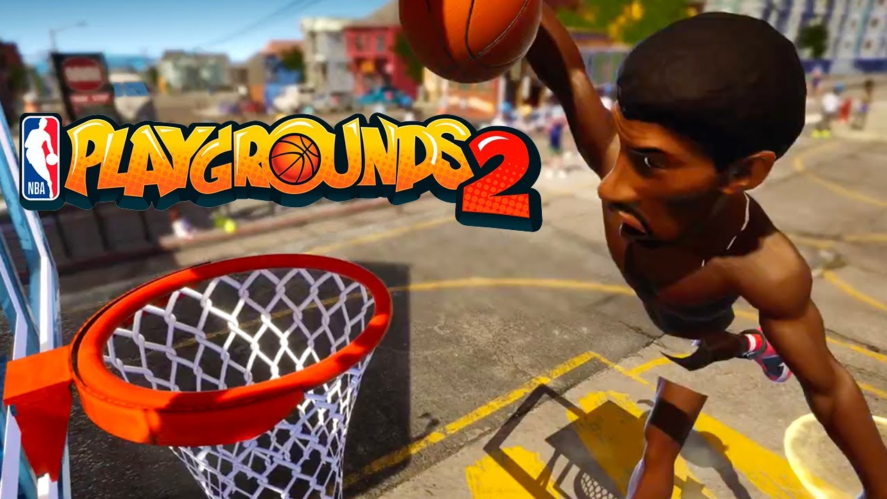 NBA Playgrounds 2 – Official Gameplay Trailer