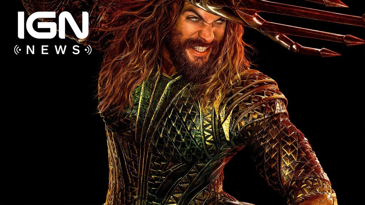 Aquaman Trailer Will Debut at San Diego Comic-Con – IGN News