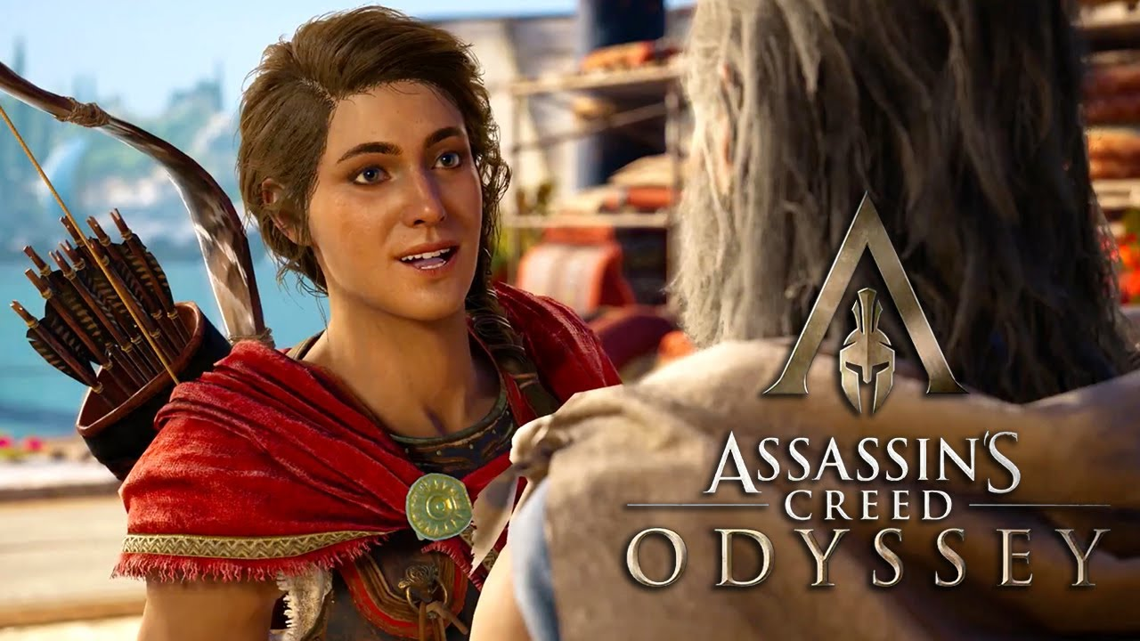 Assassin's Creed Odyssey – Official Gameplay Walkthrough | Ubisoft E3 2018