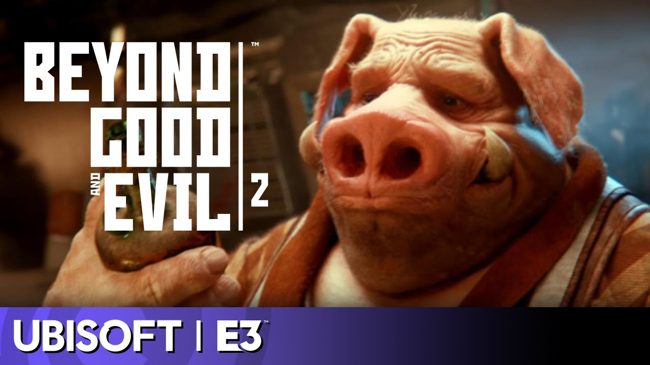 Beyond Good & Evil 2 Gameplay And Stage Presentation | Ubisoft E3 2018