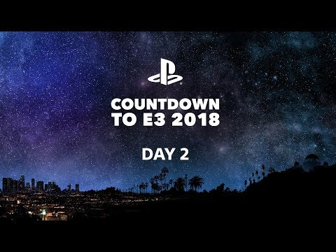Countdown to E3: Day 2
