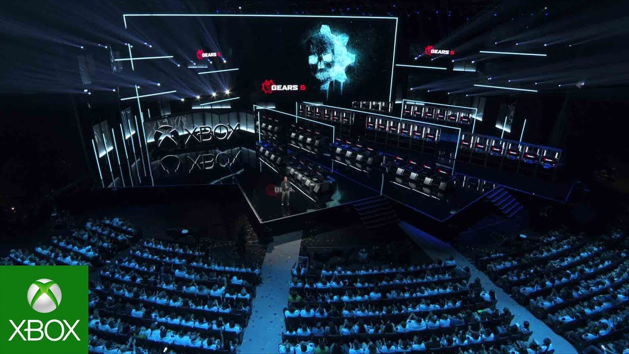 E3 2018 Gears Triple Game Announce