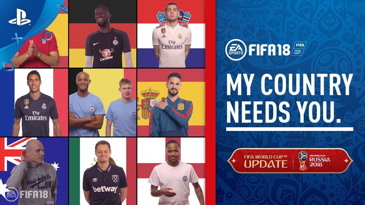 1 Jun 2018 ... The official game of the tournament costs nothing if you already own FIFA 18 –  yet still has elements that leave you short-changed.