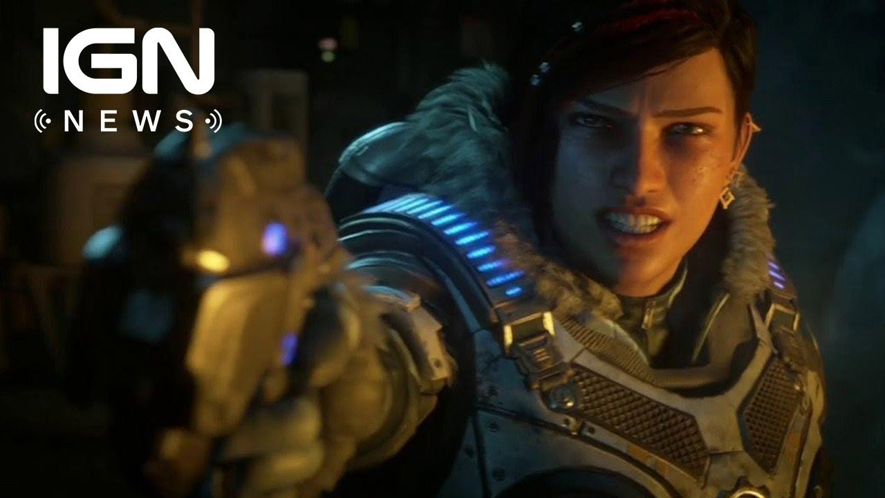 Gears 5 Definitely Won't Be Called 'Gears of War 5' – IGN News