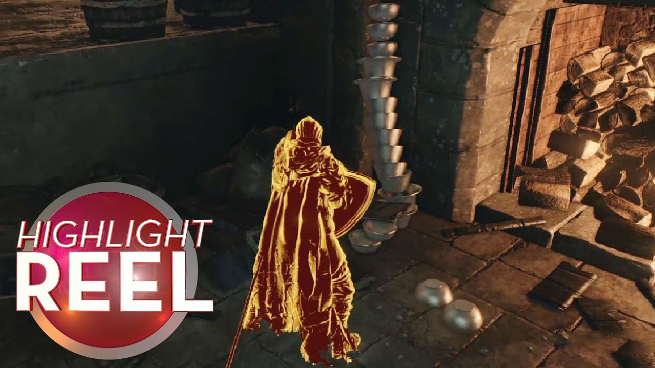 Highlight Reel #404 – Dark Souls Bowls Stack Themselves