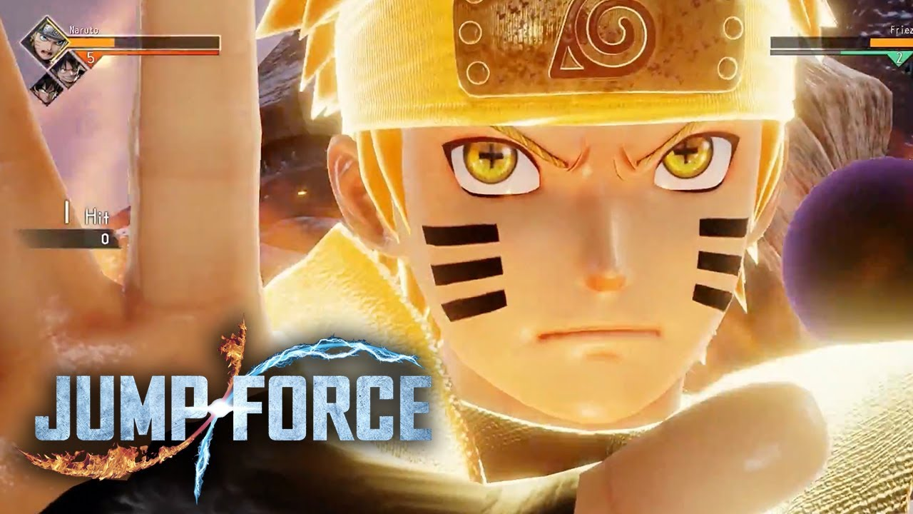 Jump Force – Official Gameplay Trailer   E3 2018