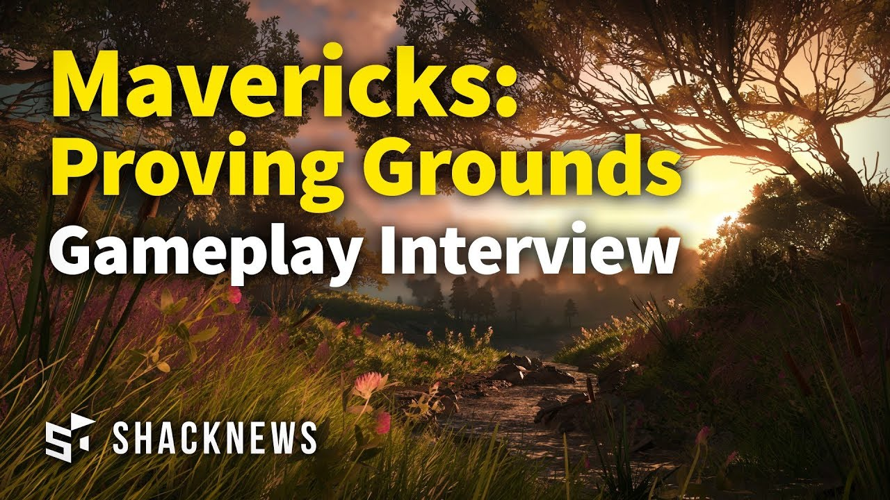 Mavericks: Proving Grounds – Developer Interview