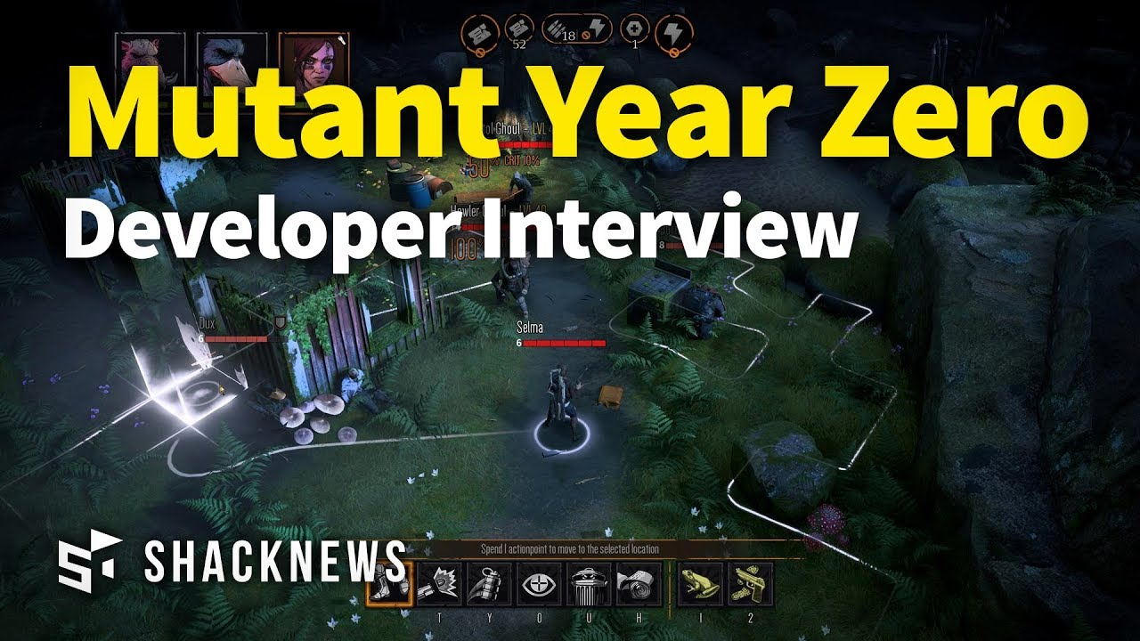 Mutant Year Zero – Developer Interview
