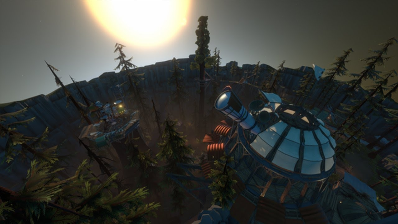 Outer Wilds Gameplay Demo – E3 Live 2018