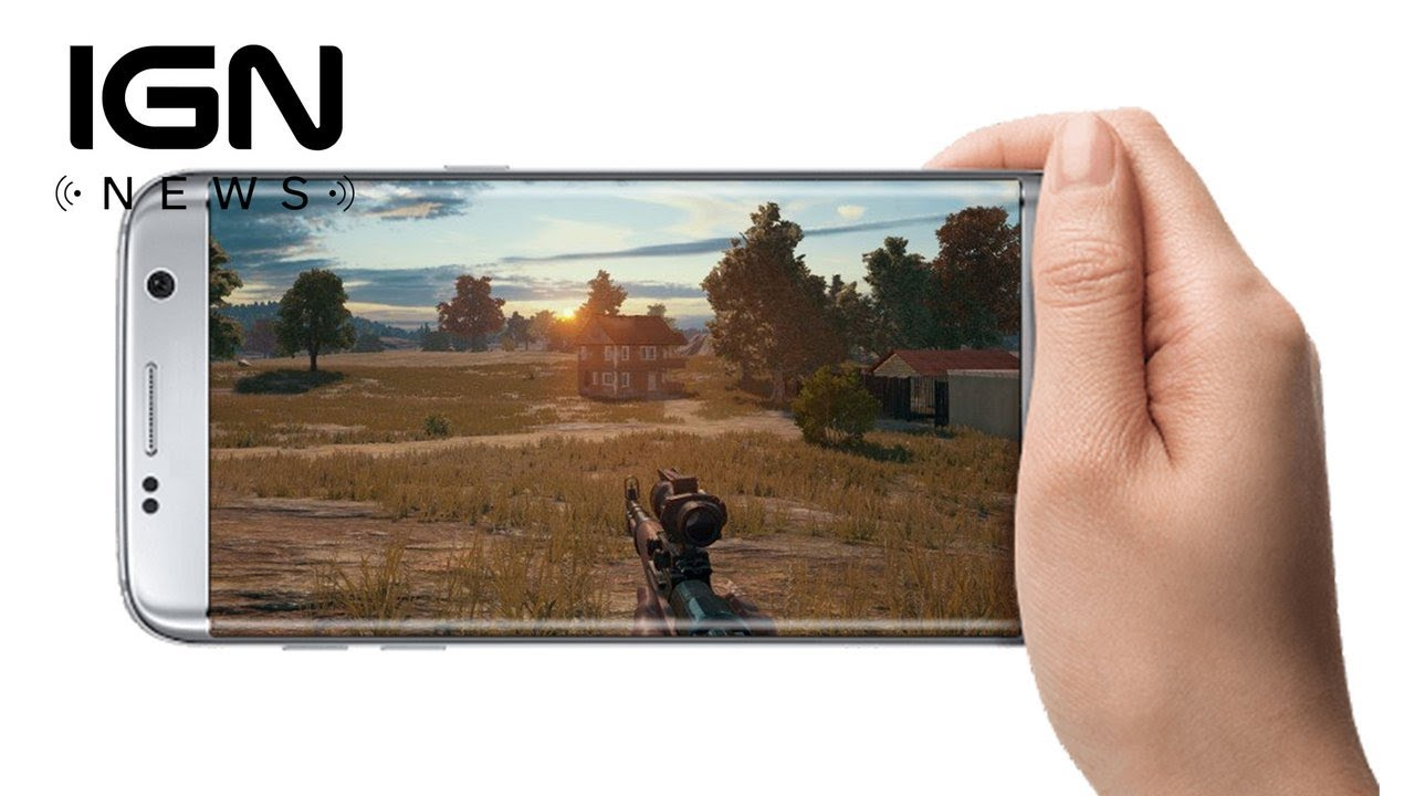 PUBG Mobile Debuts First-Person Mode – IGN News