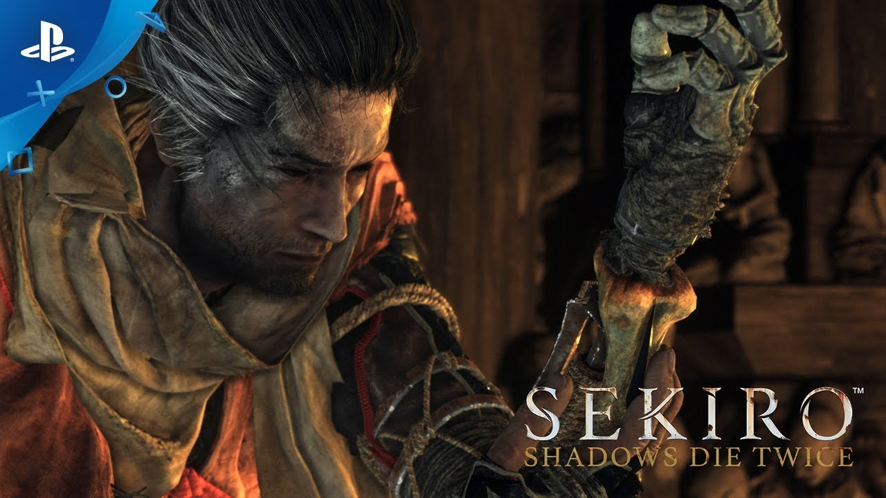 Sekiro: Shadows Die Twice – Reveal Trailer | PS4