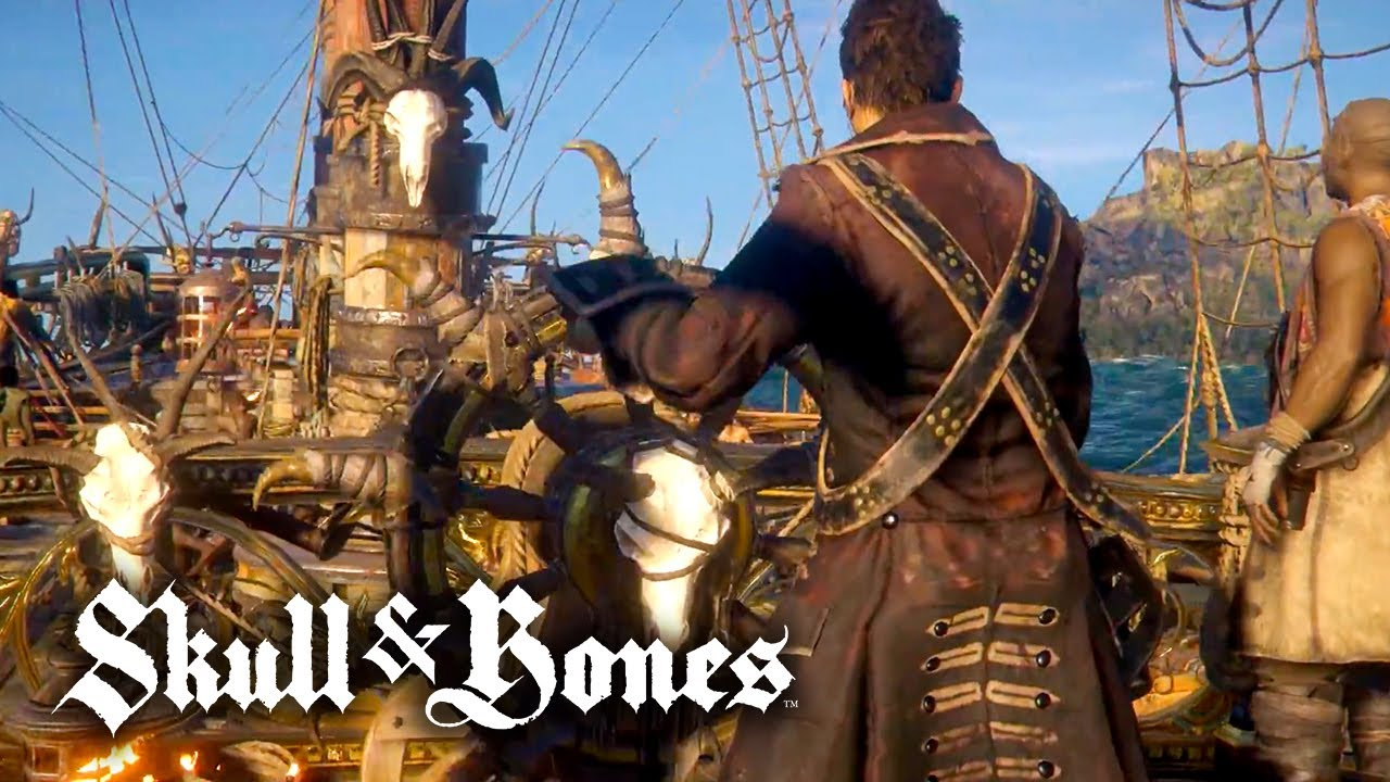 Skull & Bones – Official Gameplay Demo | Ubisoft E3 2018
