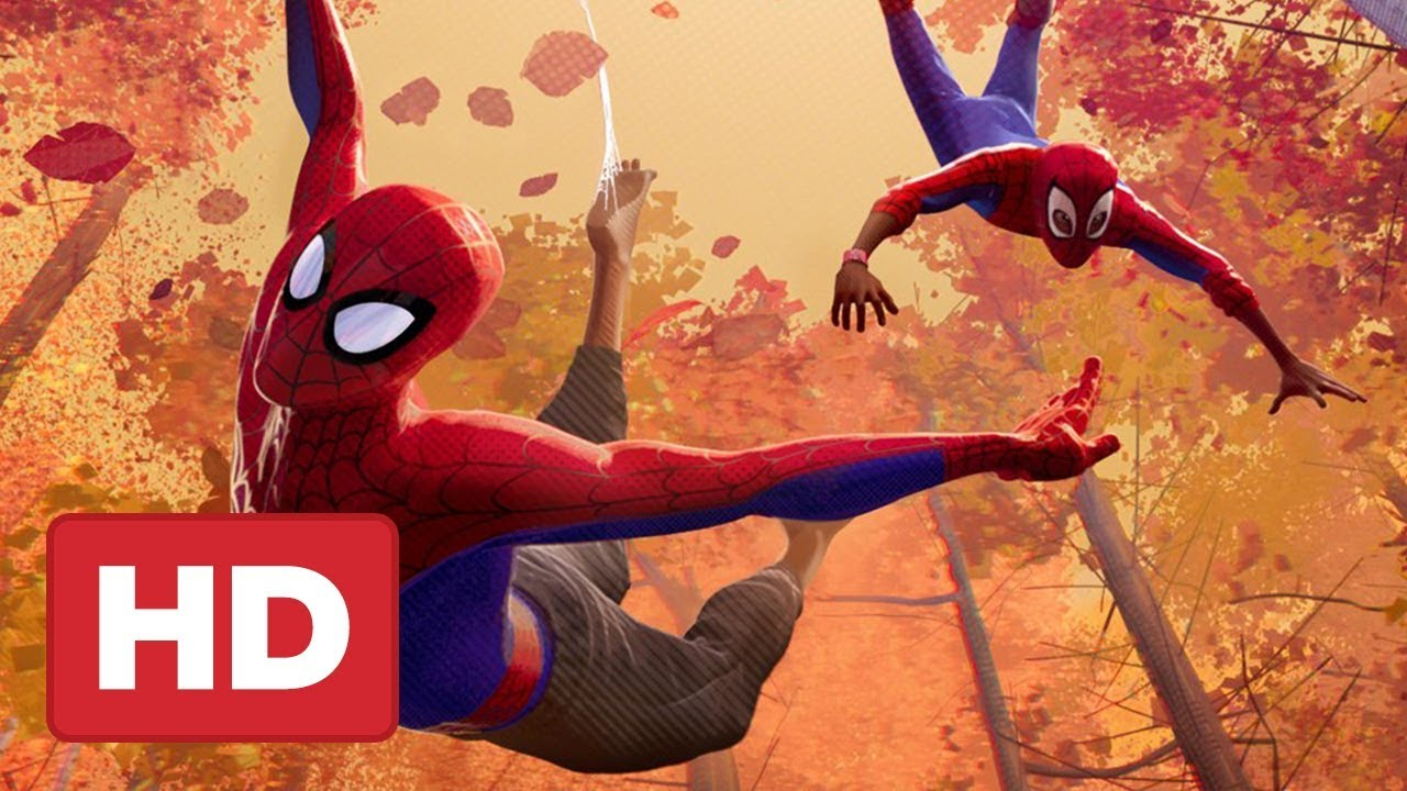 Spider-Man: Into the Spider-Verse – Official Trailer