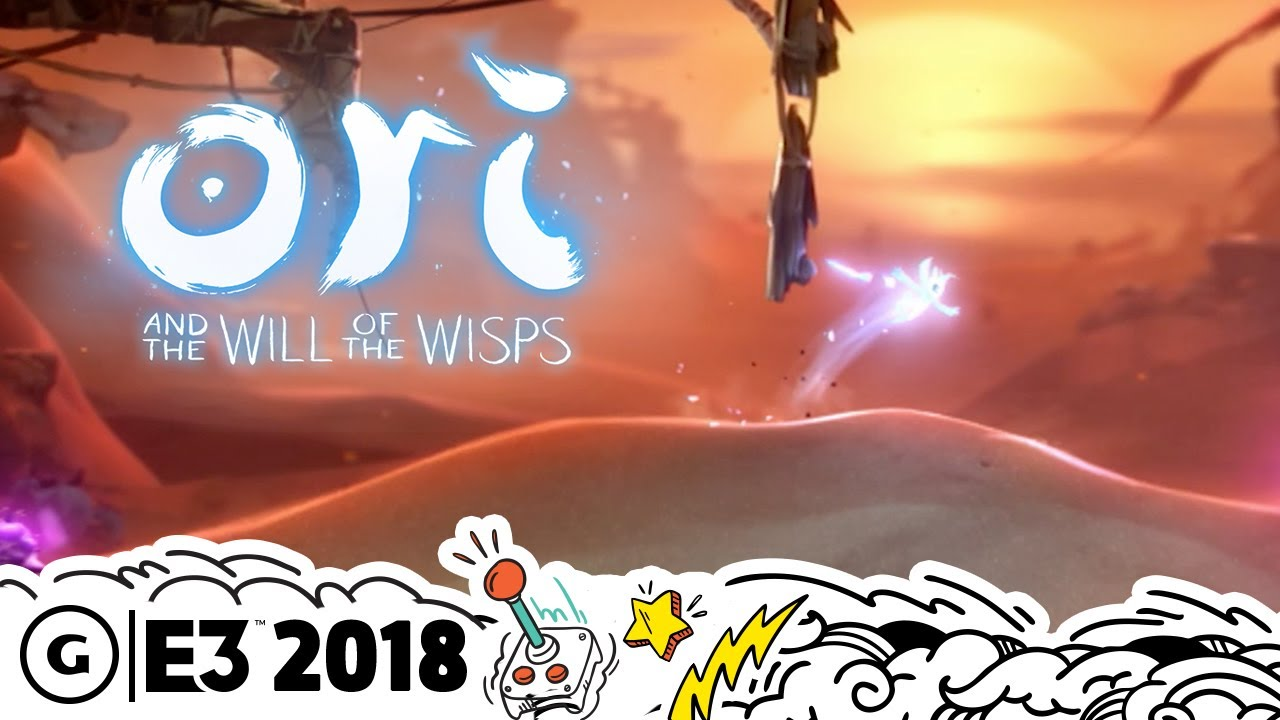 Ori and The Will of the Wisps Adds Weapons and More to the Excellent Platforming Formula   E3 2018
