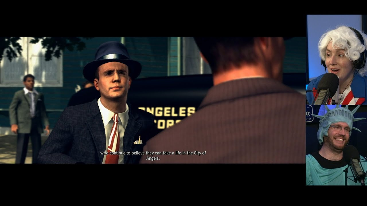 Star Spangled Beasters – Part 2: L.A. Noire