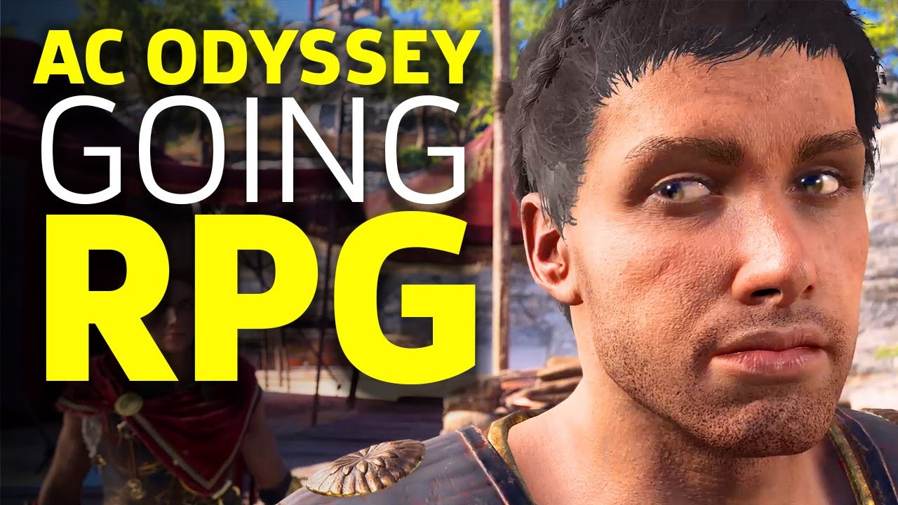 What Assassin's Creed Odyssey Learned From Witcher 3
