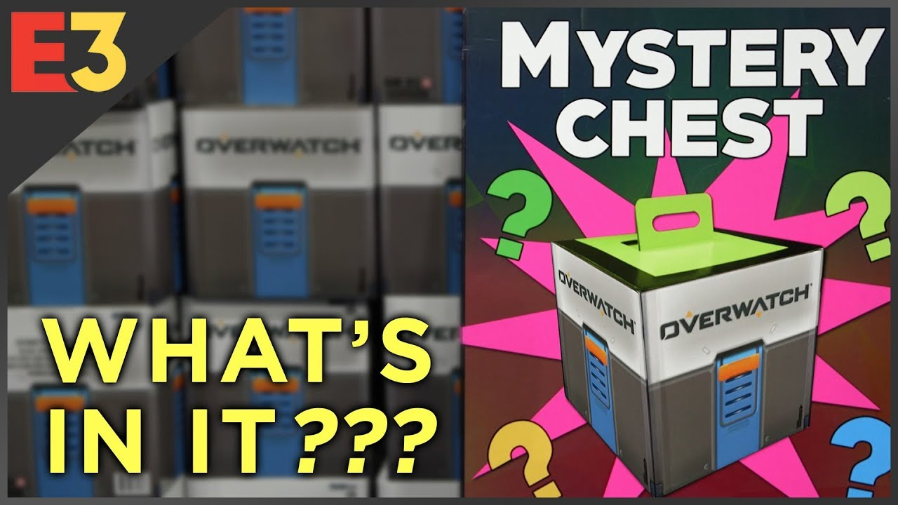 What's Up With These Weird IRL Loot Boxes? | Polygon INVESTIGATES @ E3 2018