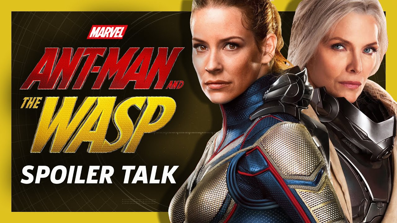 Ant-Man And The Wasp SPOILER Review: A Strong Marvel Sequel