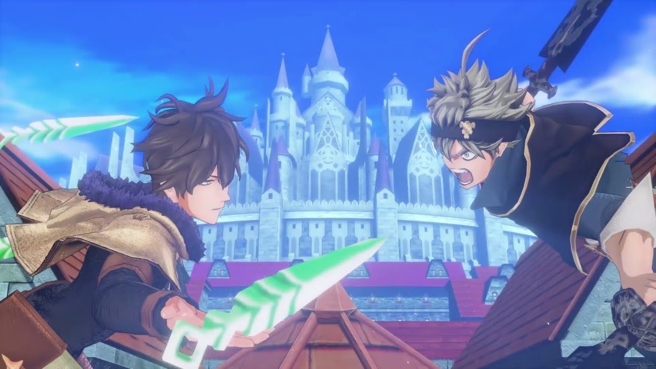 Black Clover: Quartet Knights – Gameplay Trailer