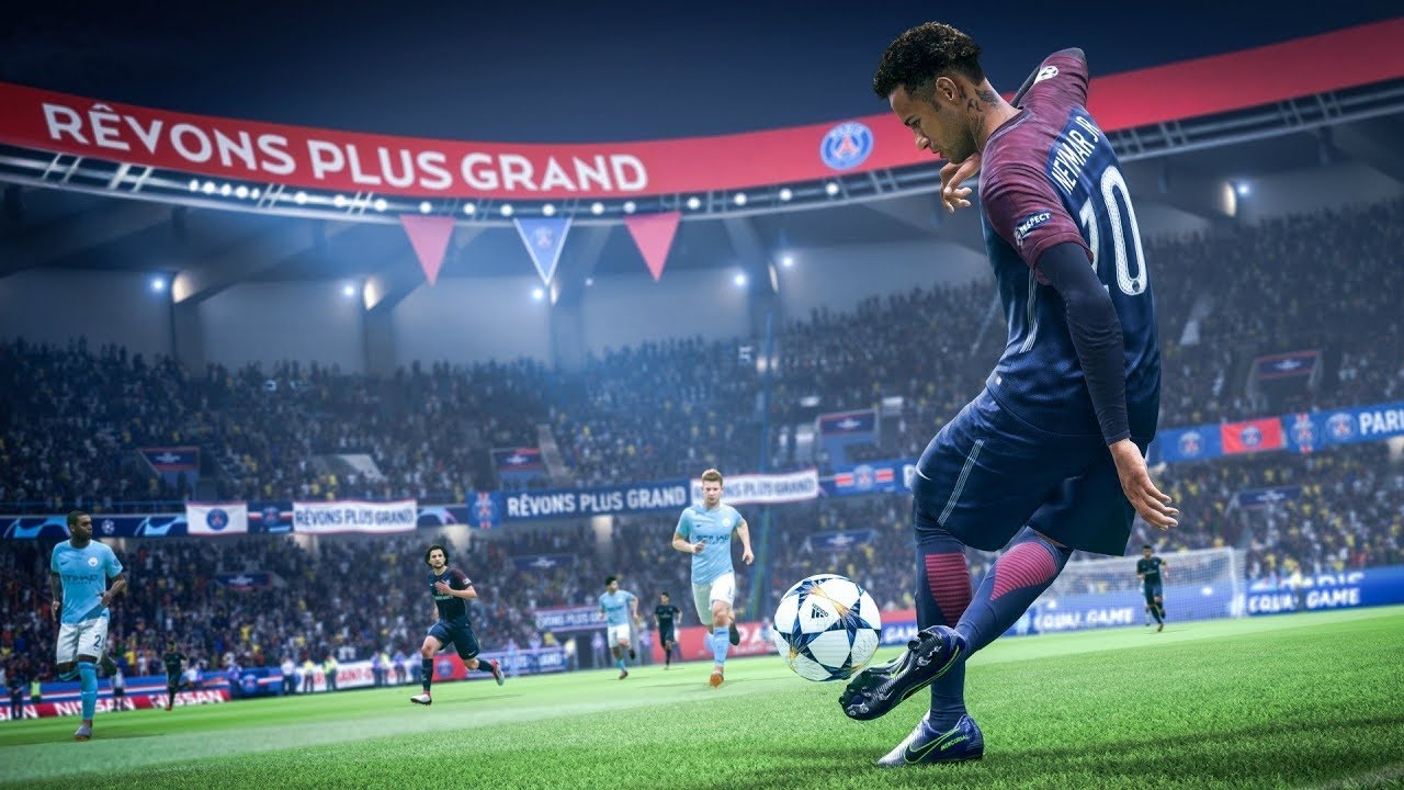 FIFA 19 – New Gameplay Features: Active Touch System Trailer