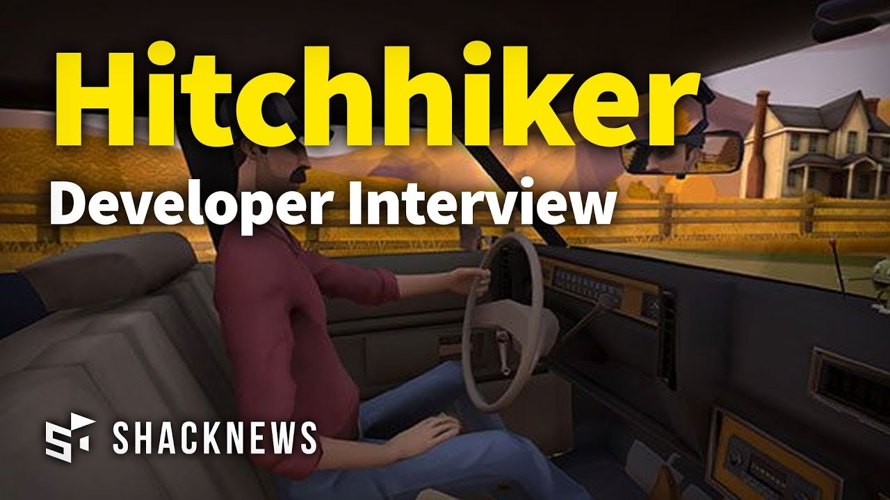 Hitchhiker Gameplay interview