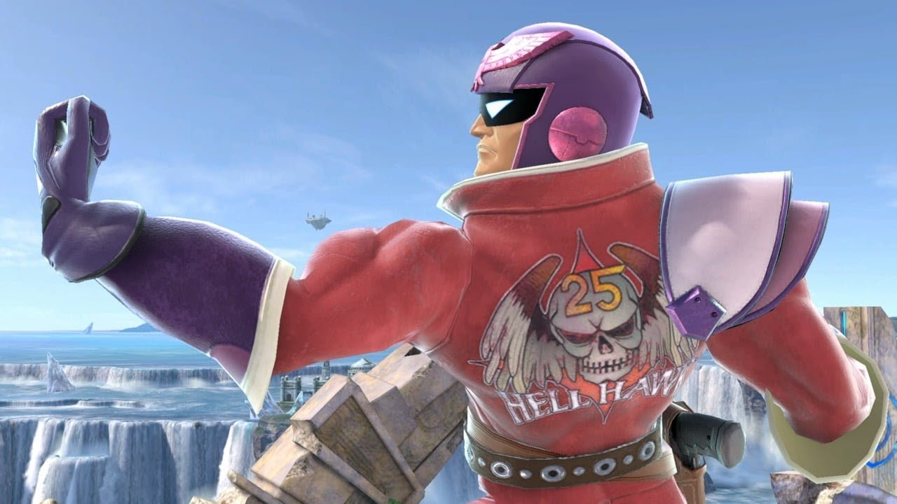 Super Smash Bros. Ultimate Blog Updates: Mii, R.O.B., Captain Falcon Detailed (Week 6)