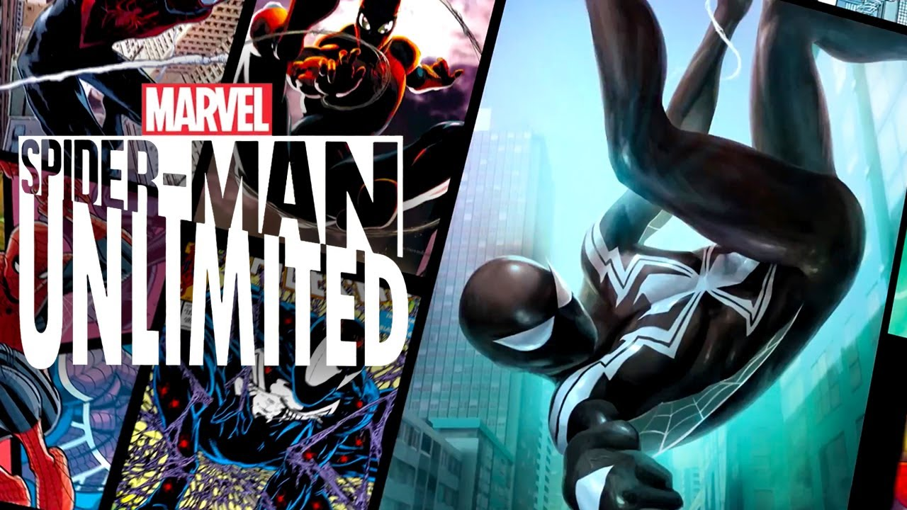 Spider-Man Unlimited – 'Go Down Swinging' Official Trailer | SDCC 2018