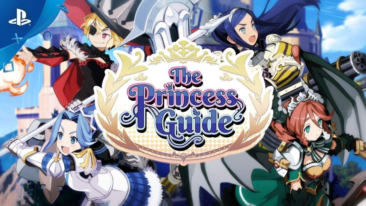 The Princess Guide – Announcement Trailer | PS4