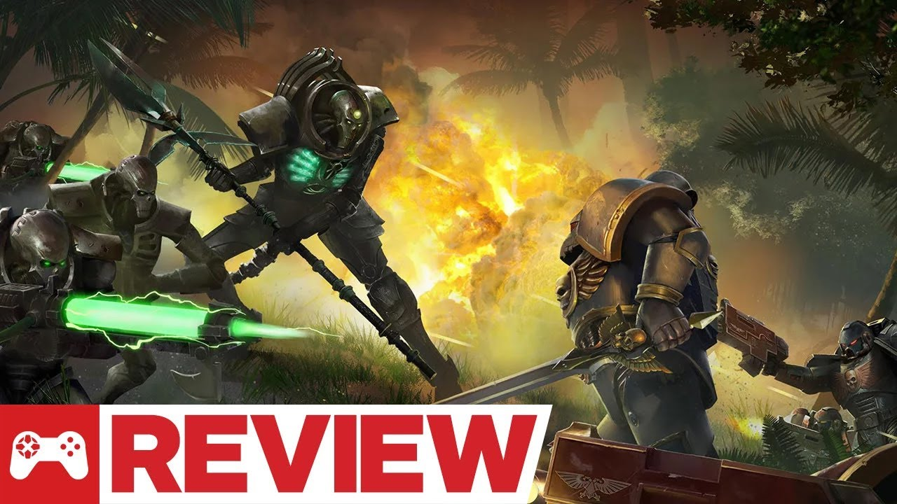 Warhammer 40,000: Gladius – Relics of War Review