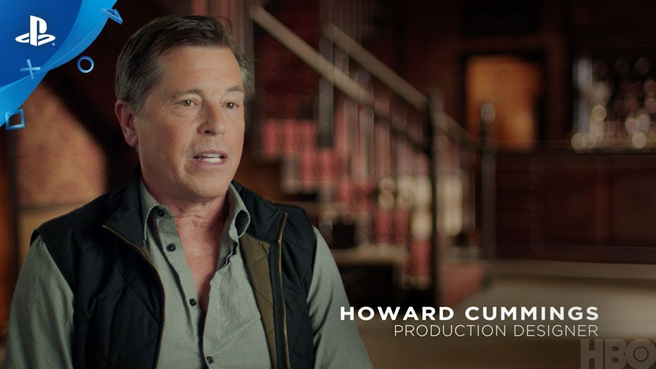 Westworld Season 2 – Artisans: Howard Cummings | PlayStation