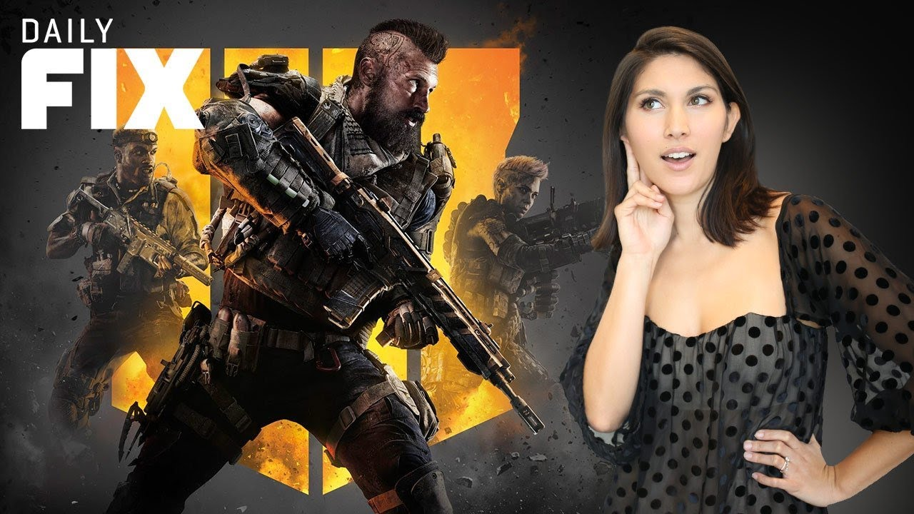 Call Of Duty Black Ops 4 Alleged Leaked DLC – IGN Daily Fix