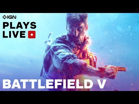 Battlefield 5 – How the New Mechanics Impact Multiplayer Gameplay – IGN Plays Live