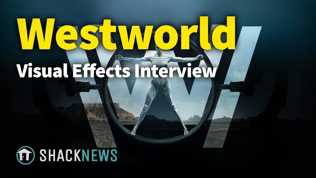 Visual Effect Supervisor Jay Worth Talks Tech & Westworld Effects