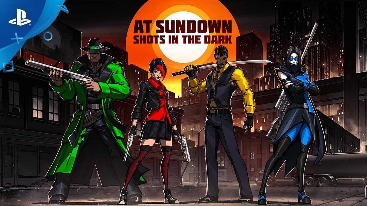 At Sundown: Shots in the Dark – Launch Trailer | PS4