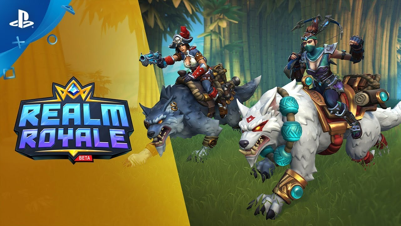 Realm Royale – Battle Pass 2 Trailer – PS4