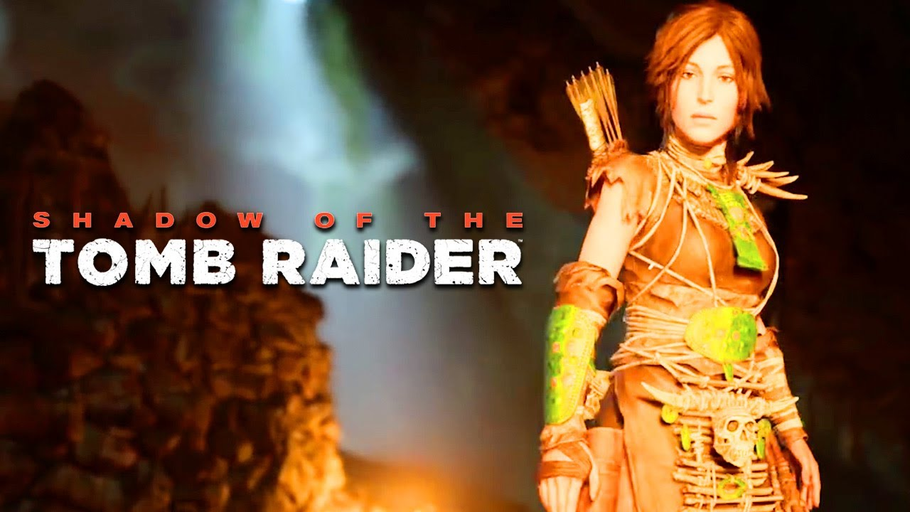 Shadow of the Tomb Raider – The Nightmare DLC Trailer